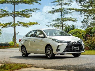 Toyota Việt Nam dành tặng gói bảo hiểm vật chất 1 năm cho khách hàng mua Vios